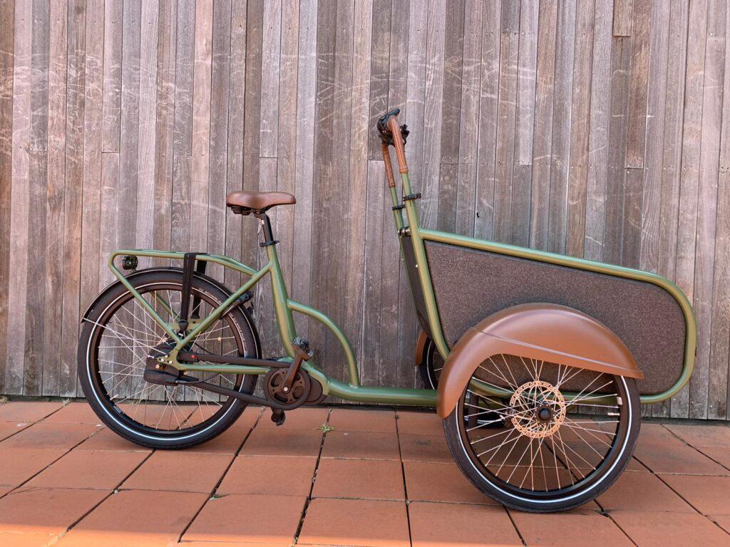 socibike RAL 6003 groen