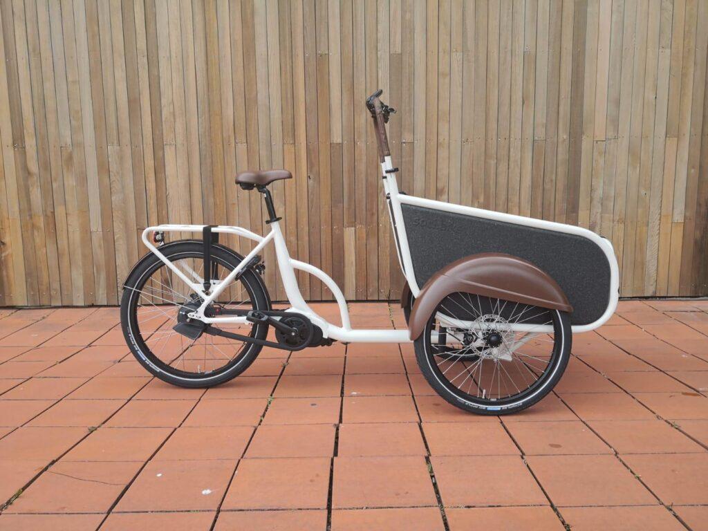 soci.bike bakfiets wit