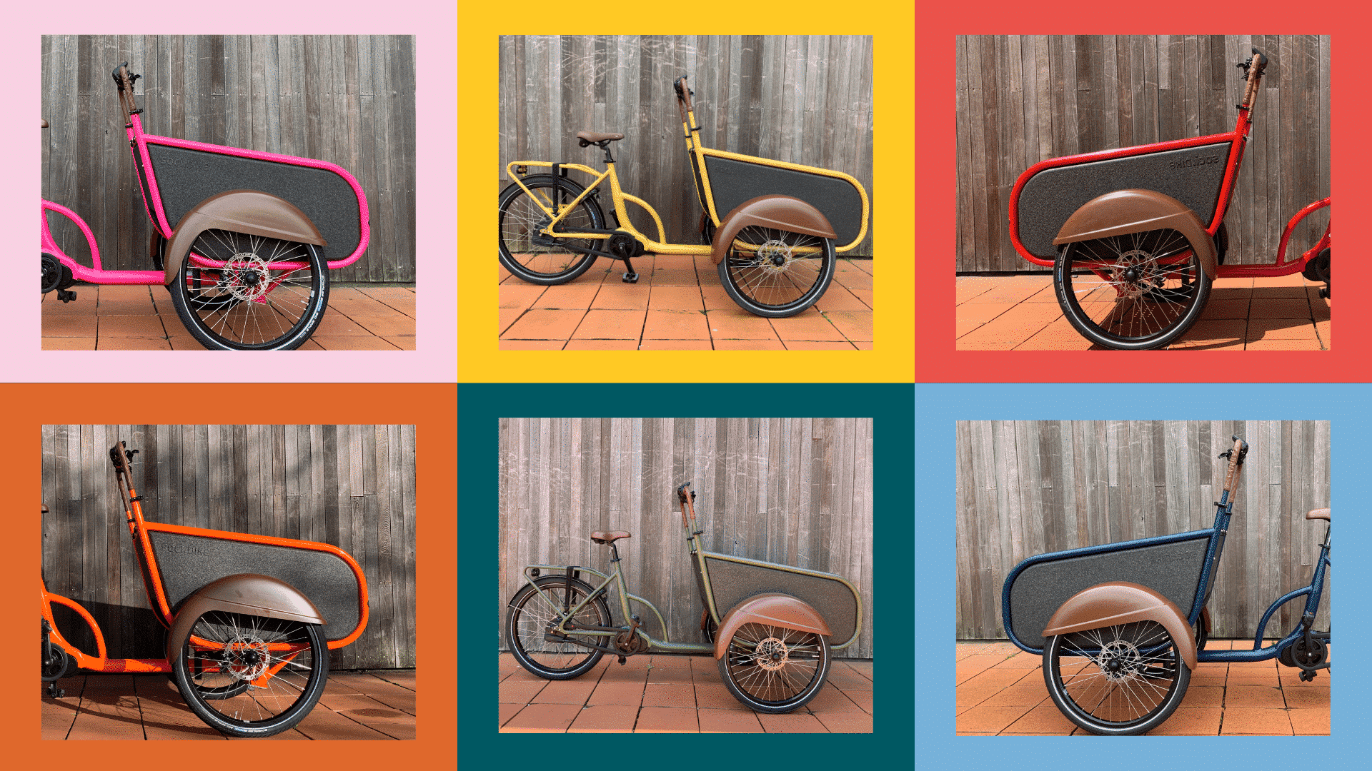 soci.bike de invloed van kleur