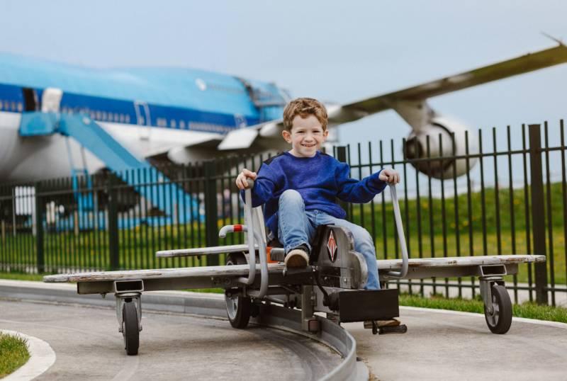 soci.bike leukste uitjes in Nederland Aviodrome